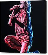 Rod Stewart Canvas Print