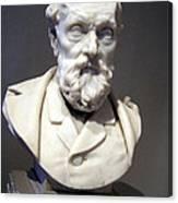 Rodin's J. B. Van Berckelaer Canvas Print
