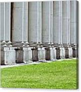 Roman Architecture Canvas Print