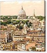 Rome - Italy Canvas Print