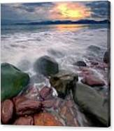 Rossbeigh Beach Canvas Print