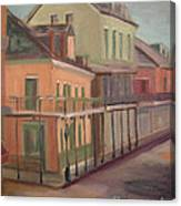 Royal Street II Canvas Print