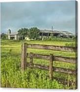 Rural Farm Canvas Print