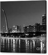 Saint Louis Skyline Canvas Print