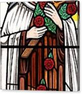 Saint Therese Of Lisieux Canvas Print