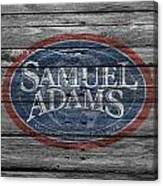 Samuel Adams Canvas Print