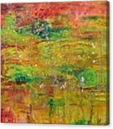 Seasonal Ecology Canvas Print