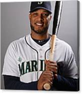 Seattle Mariners Photo Day Canvas Print