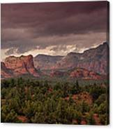 Sedona Red Rocks  Canvas Print