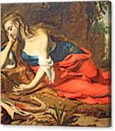 Seghers' The Repentant Magdalen Canvas Print