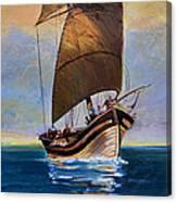 Ship Ahoy Canvas Print