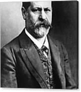 Sigmund Freud (1856-1939) Canvas Print
