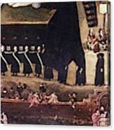 Sir Henry Unton (c1557-1596) Canvas Print