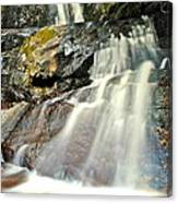 Smoky Mountain Falls Canvas Print