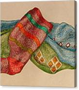 Socks 1 Canvas Print