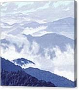 Spirit Of The Air Canvas Print