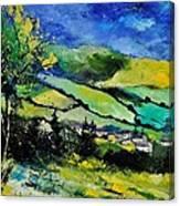 Spring Landscape  Canvas Print