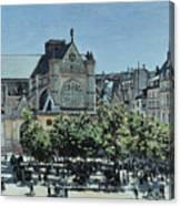 St. Germain L'auxerrois Canvas Print