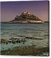 St Michaels Mount Canvas Print