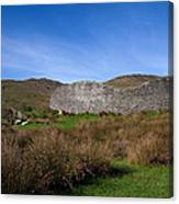 Staigue Fort At 2,500 Years Old One Canvas Print