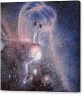 Star Couple Canvas Print