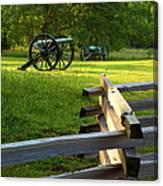 Stones River Battlefield Canvas Print