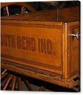Studebaker Centennial Wagon Canvas Print