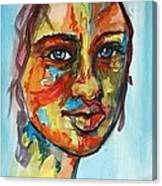Tabu Canvas Print