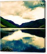 Talyllyn Lake Snowdonia Canvas Print
