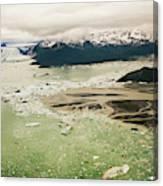 Tatshenshini River Canvas Print