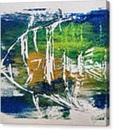 Technicolor Fish Canvas Print