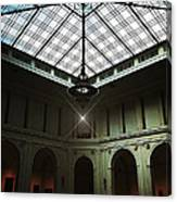 The Brooklyn Museum's Beaux-arts Court Canvas Print
