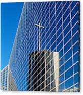 The Crystal Cathedral Canvas Print