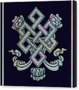 The Endless Knot Canvas Print
