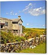 Island Farm  Canvas Print