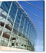 The Kauffman Center For The Performing Arts Canvas Print