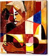 The Matriarch - Take 2 Canvas Print