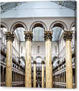 The National Building Museum In Washington Dc Usa Canvas Print