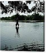 The Pantanal Canvas Print