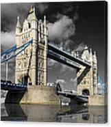 The Tower Bridge Canvas Print