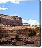 The View Hotel - Monument Valley - Arizona Canvas Print