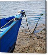 Tide's Out 3 Canvas Print