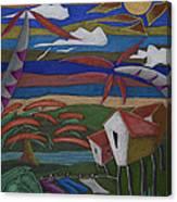 Tiempos Y Remembranzas Canvas Print