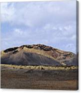 Timanfaya National Park Canvas Print