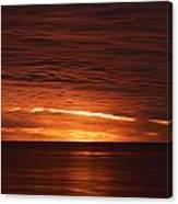 Torrey Pines Sunset Canvas Print