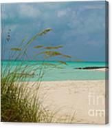 Treasure Cay Canvas Print