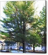 Tree 1 Canvas Print