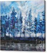 Tree's Canvas Print