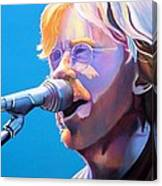 Trey Anastasio Canvas Print