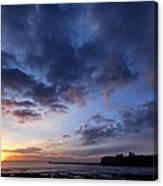 Tynemouth Sunrise Canvas Print